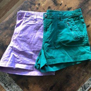 Gap shorts-2 pair!